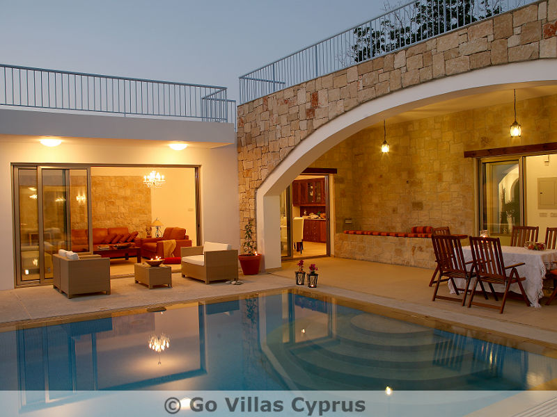 Holiday Villa Stephanos (Ref. 2630)