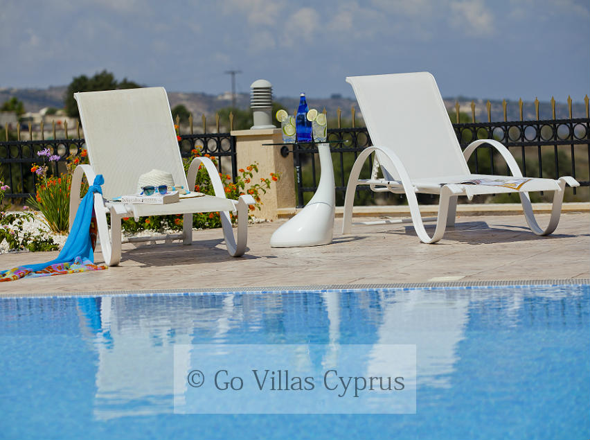 Cyprus Holiday Villa 2653 - Pool3