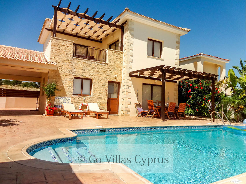 15% Discount for the last available dates in May for Villa Mediterranean Blue!