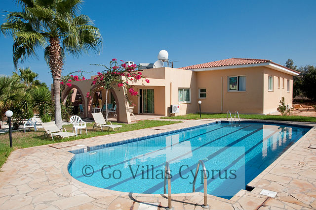 Holiday Villa Aphrodite (Ref. 2622)
