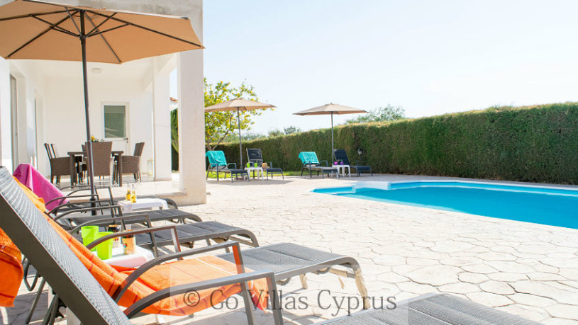 Cyprus Holiday Villa Kyveli - 2621 - Pool(3)