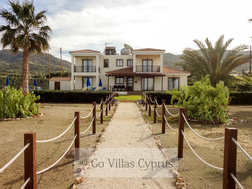 Holiday Villa Anthiana Beach (Ref. 2626)
