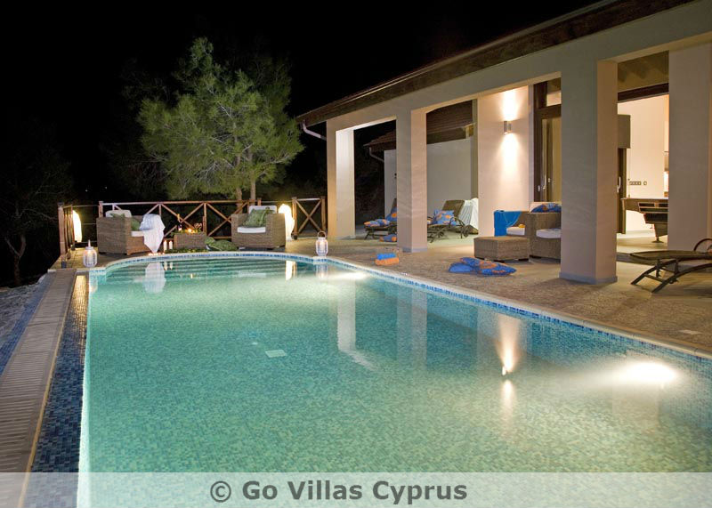 Holiday Villa Luxury in Nature (Ref. 2628)