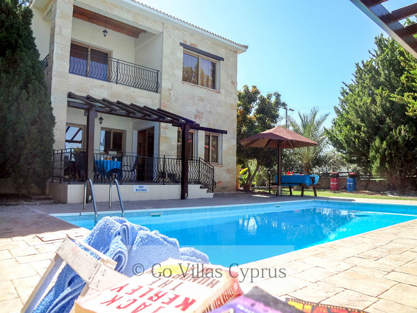 Holiday Villa Agathi (Ref. 2635)