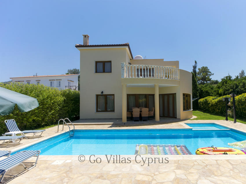 Holiday Villa Tsikkos 3 (Ref. 2658)
