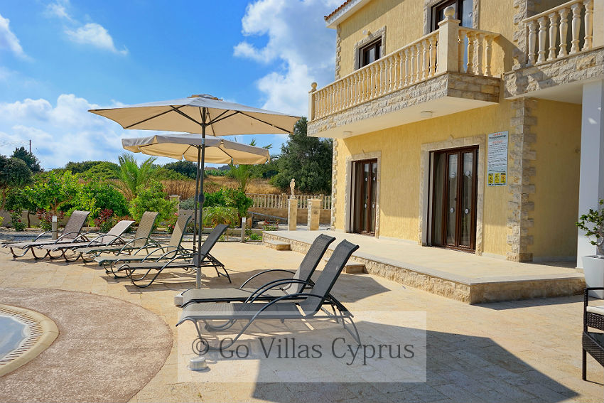 Holiday Villa Agios Ilias 1 (Ref. 2683)